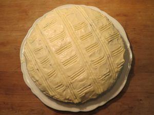 Karotten-Kokosnuss-Kuchen